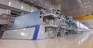 Largest Paper Machine in the World