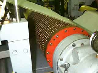 Picture of suction couch roll