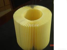 picture of air filter paper