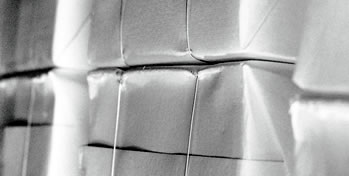 Picture of Pulp, Wastepaper bales