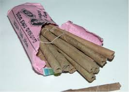 picture of beedi wrapping paper