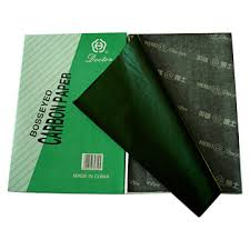 picture of carbon paper