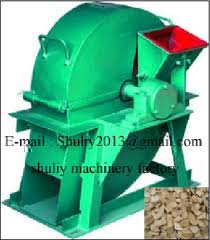 picture of wood chipper