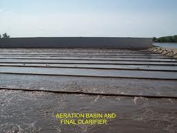 picture of effluent clarifier