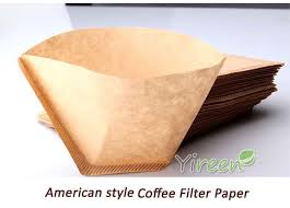picture of coffee filter paper
