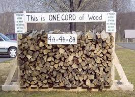 picture of wood cord