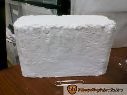 picture of fluff pulp