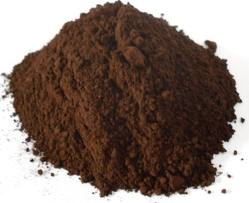 picture of dry lignin