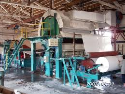 picture of MG Paper Machine
