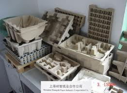 picture of moulded pulp items