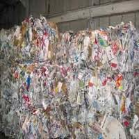 picture of mixed offfice waste paper
