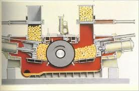 picture of pressurized wood grinder