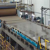 picture of paper machine wire