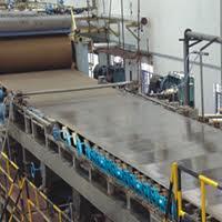 picture of paper machine wire